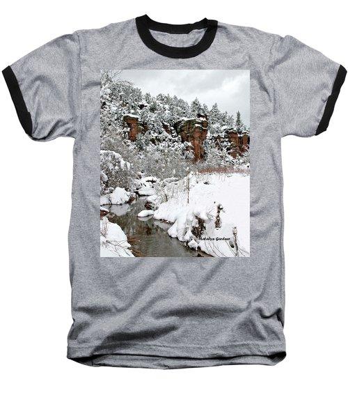 East Verde Winter Crossing Baseball T-Shirt