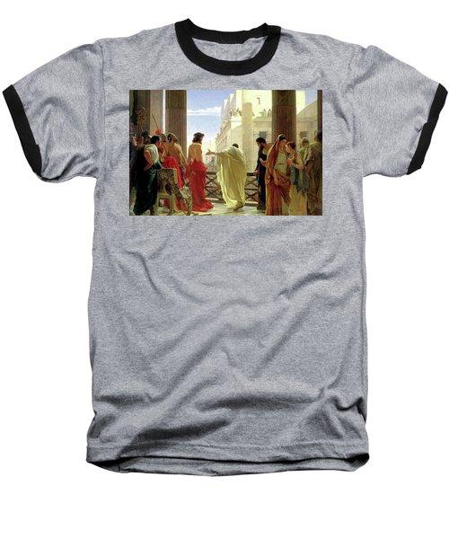 Ecce Homo Baseball T-Shirt