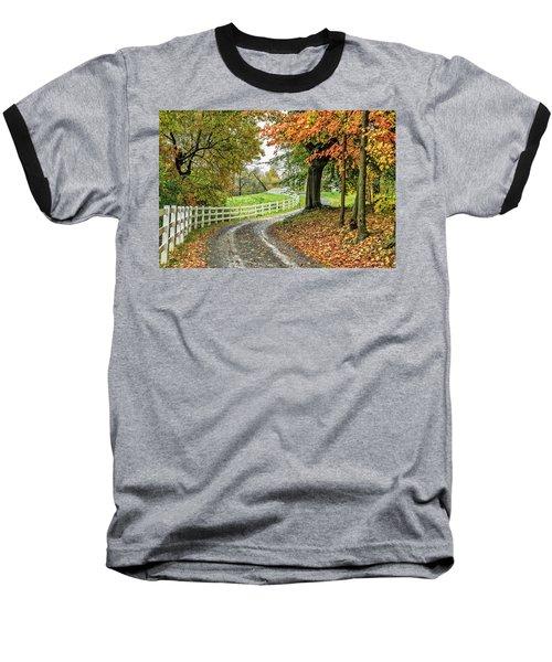 Fence Line Baseball T-Shirt