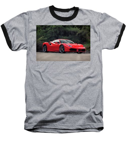 #ferrari #488gtb Baseball T-Shirt