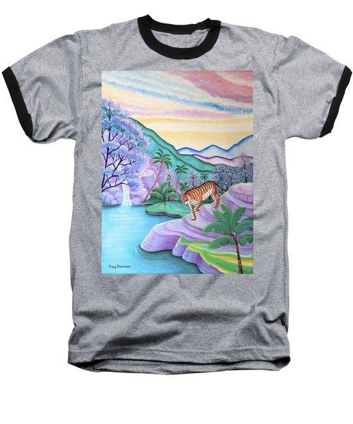 First Light Baseball T-Shirt by Tracy Dennison