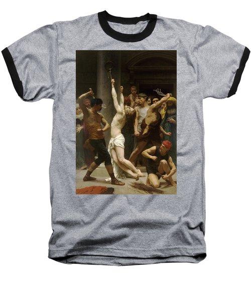 Flagellation Of Christ Baseball T-Shirt