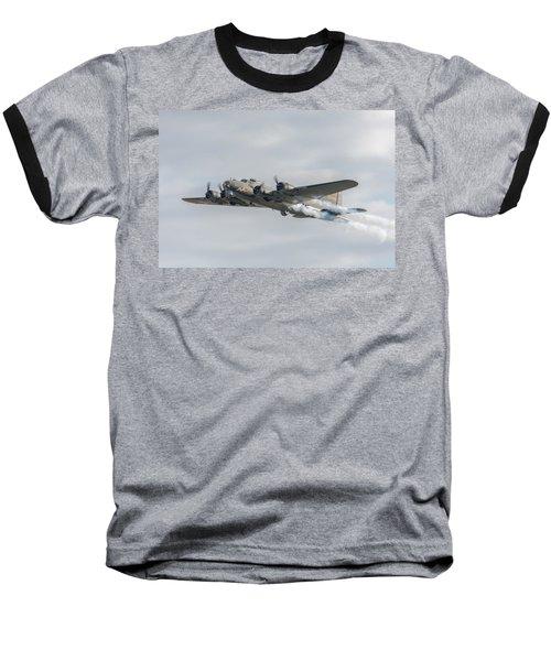 Flying Fortress Sally B Baseball T-Shirt