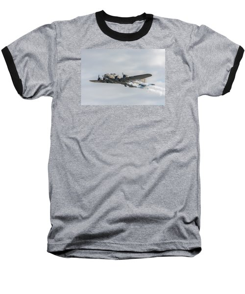 Flying Fortress Sally B Baseball T-Shirt