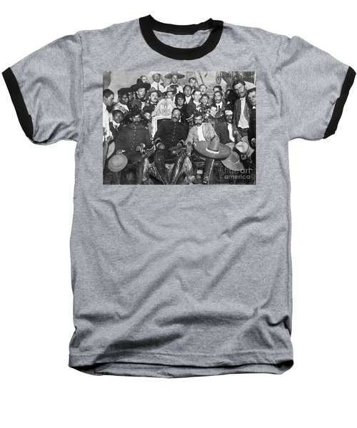Francisco Pancho Villa Baseball T-Shirt