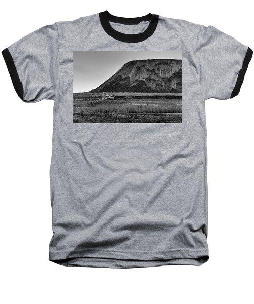 Fresh Kills Baseball T-Shirt by Steven Richman