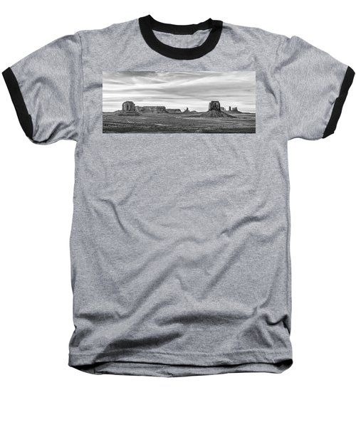 Baseball T-Shirt featuring the photograph From Artist's Point by Jon Glaser