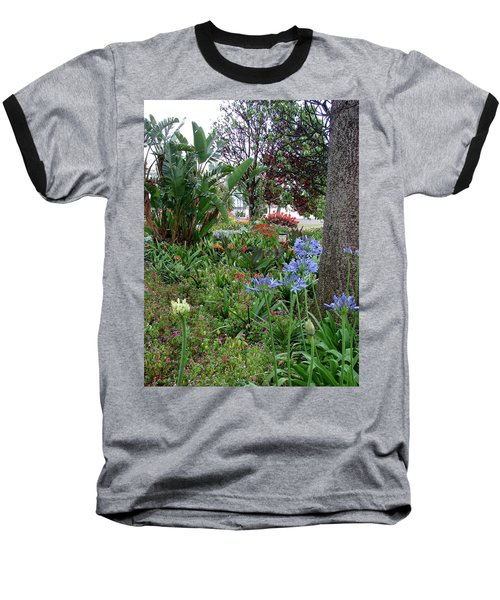 Funchal Maderia Baseball T-Shirt