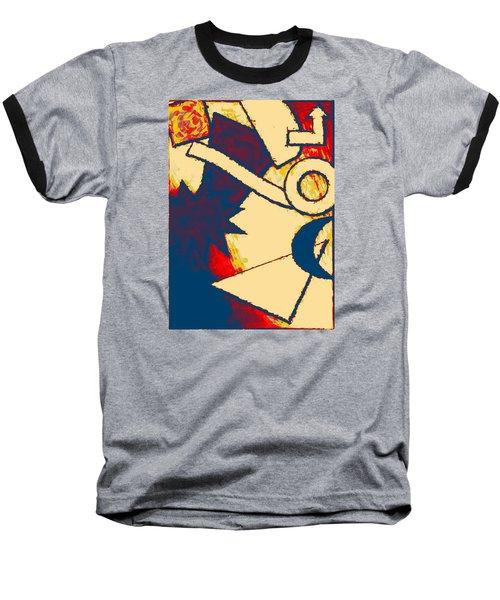 Funky Fanfare Baseball T-Shirt