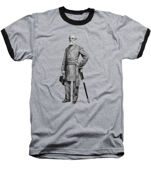 General Robert E. Lee Baseball T-Shirt