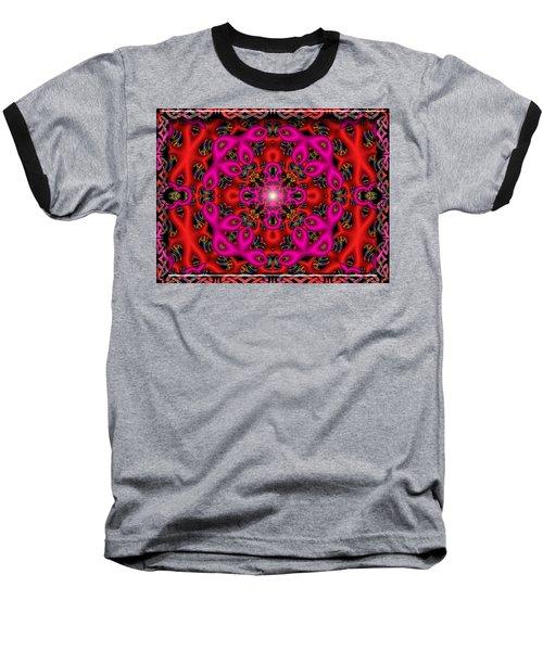 Baseball T-Shirt featuring the digital art Glimmer Of Hope by Robert Orinski