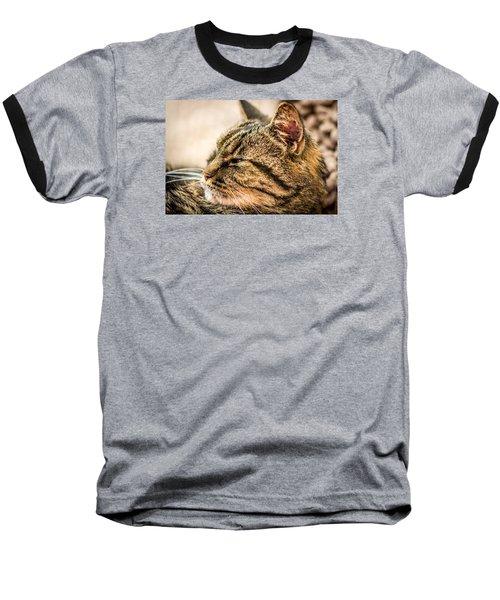 Gnewton Baseball T-Shirt by Sabine Edrissi