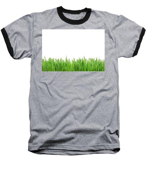 Green Grass Baseball T-Shirt