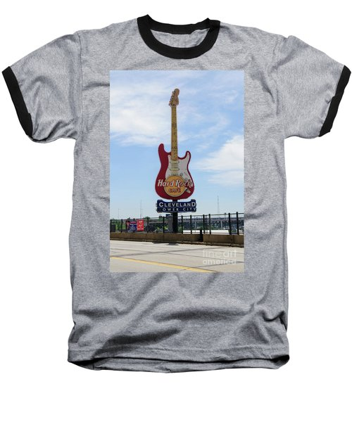 Hard Rock Cafe Baseball T-Shirt