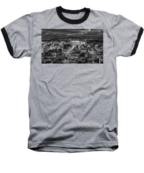 Il Colosseo Baseball T-Shirt