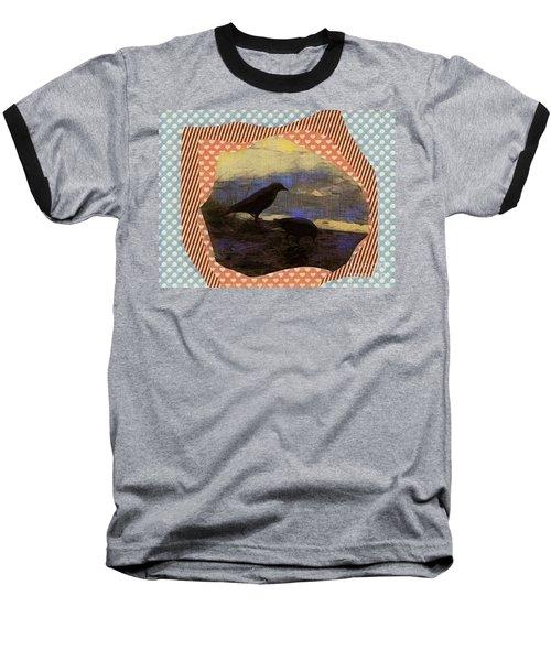 In The Shadows Baseball T-Shirt