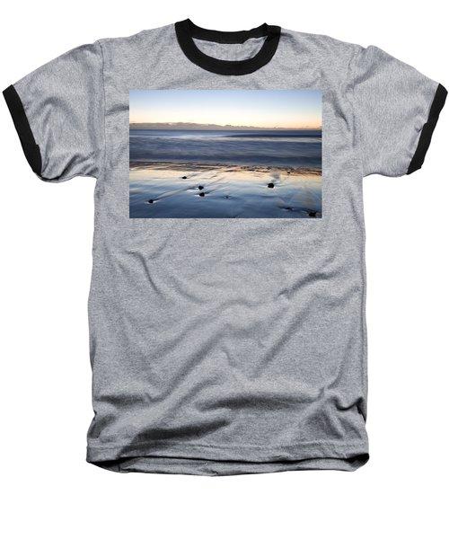 Baseball T-Shirt featuring the photograph Irish Dawn by Ian Middleton
