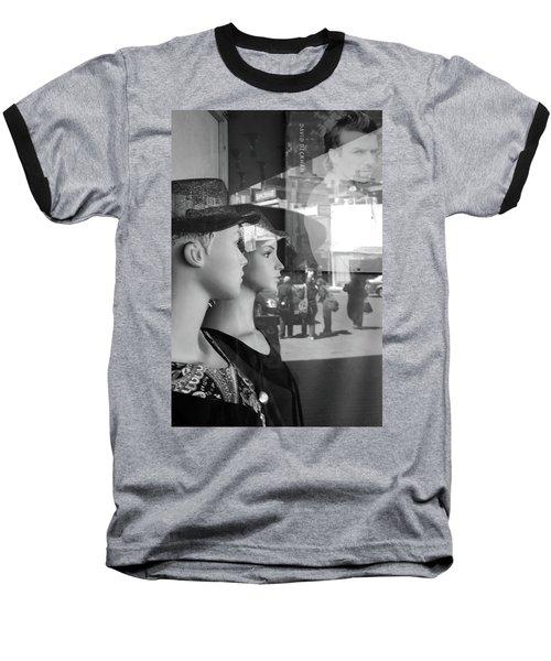 Is That Him Baseball T-Shirt
