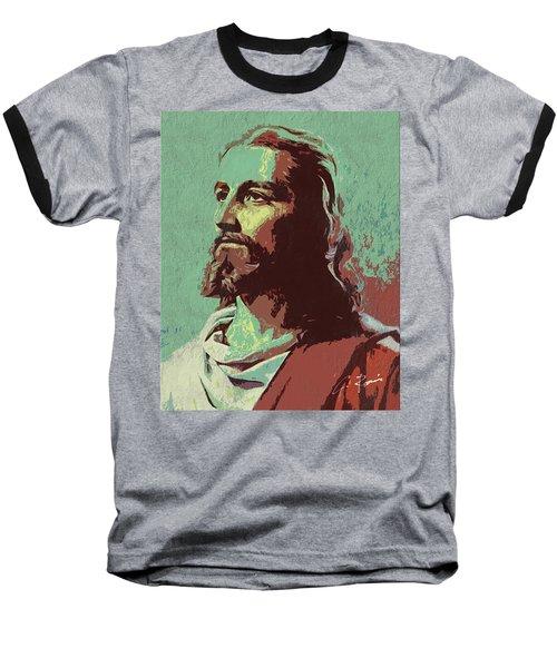 Jesus Baseball T-Shirt