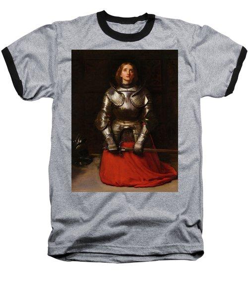 Joan Of Arc Baseball T-Shirt