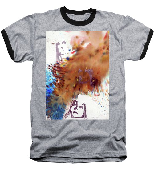 Juno Who Baseball T-Shirt by Ed Heaton