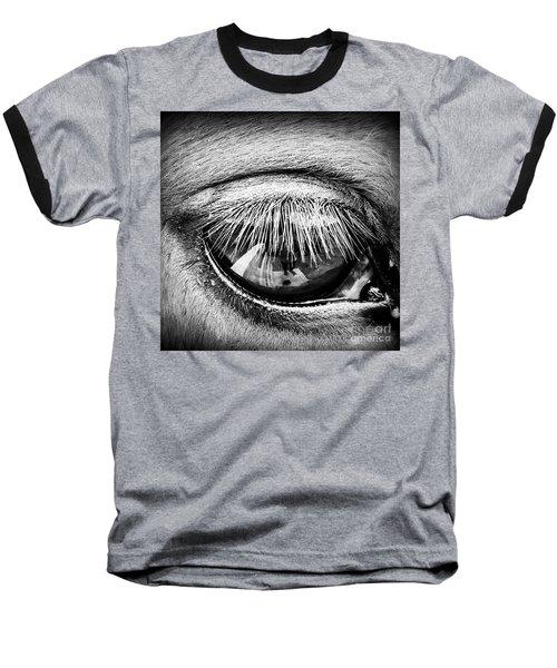 Just A Reflection  Baseball T-Shirt
