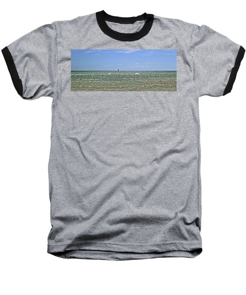 Key West Cover Photo Baseball T-Shirt by JAMART Photography