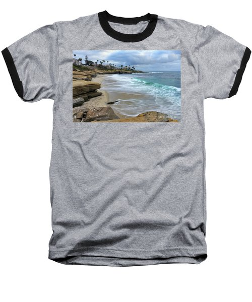 La Jolla Shores Baseball T-Shirt