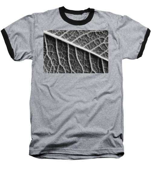 Baseball T-Shirt featuring the photograph Leaf by Chevy Fleet