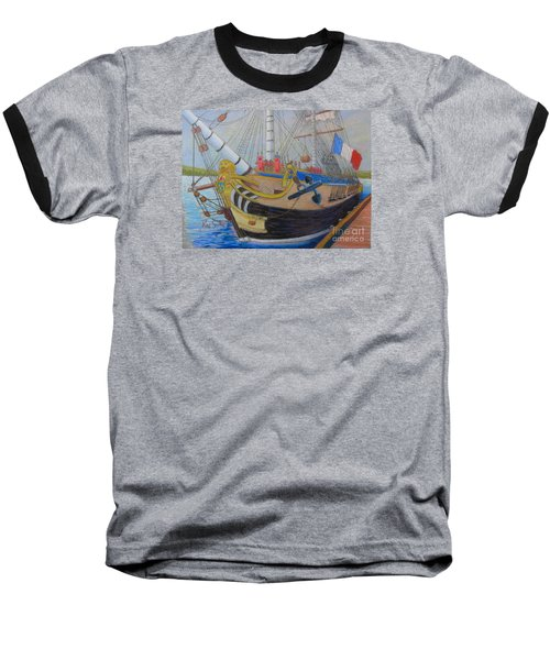 L'hermione Baseball T-Shirt by Rae  Smith