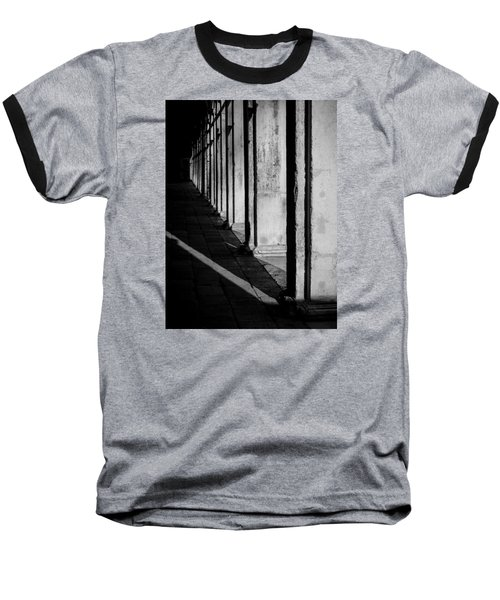 Light And Shadow Baseball T-Shirt
