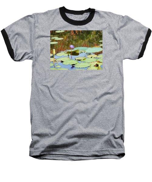 Lily Pond Baseball T-Shirt