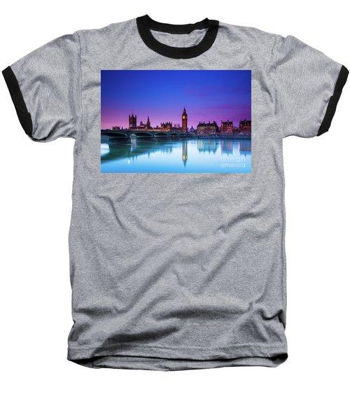 London Big Ben  Baseball T-Shirt