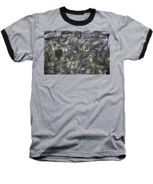 Loved And Lost Baseball T-Shirt by Ronex Ahimbisibwe