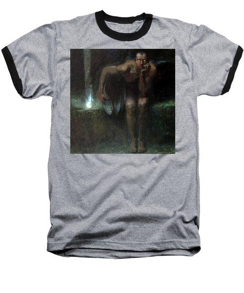 Lucifer Baseball T-Shirt