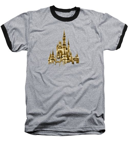 Magic Kingdom Baseball T-Shirt