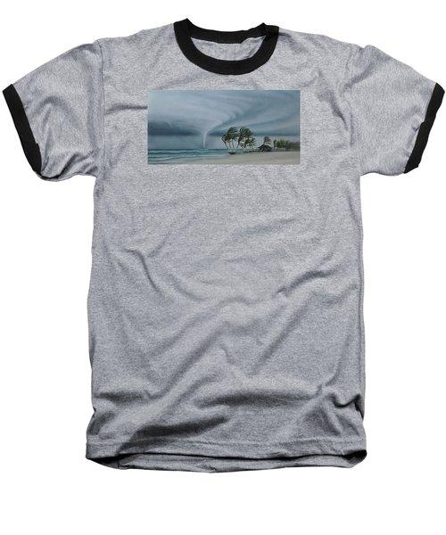 Mahahual Baseball T-Shirt