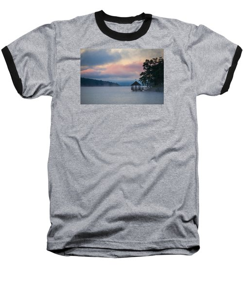 Baseball T-Shirt featuring the photograph Meredith New Hampshire by Robert Clifford