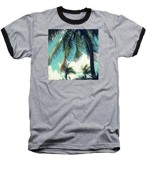 Miami Baseball T-Shirt by France Laliberte