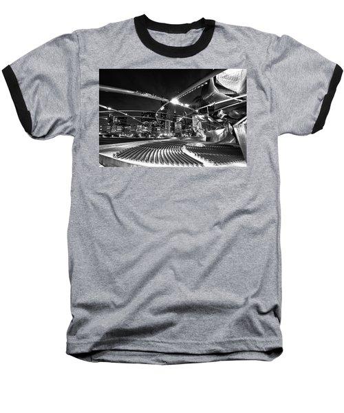 Millennium Park Baseball T-Shirt