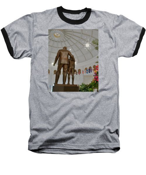 Milton Hershey And The Boy Baseball T-Shirt