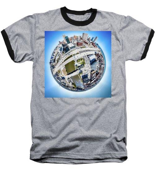 Milwaukee Riverwalk Baseball T-Shirt