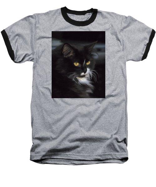 Mitzie Baseball T-Shirt by Susi Stroud