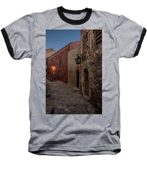 Monemvasia / Greece Baseball T-Shirt