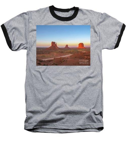 Monument Valley Baseball T-Shirt