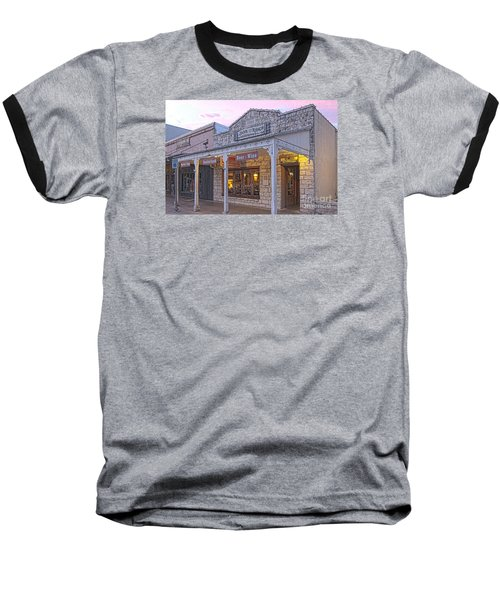 Mud In Your Eye Baseball T-Shirt