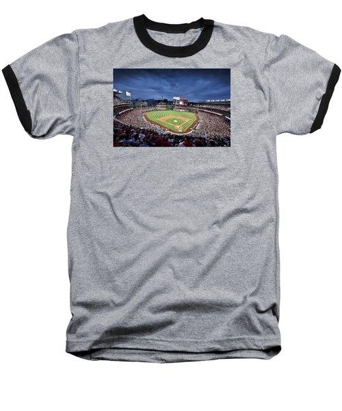 Nats Park - Washington Dc Baseball T-Shirt by Brendan Reals