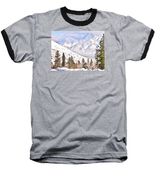 Natural Nature Baseball T-Shirt