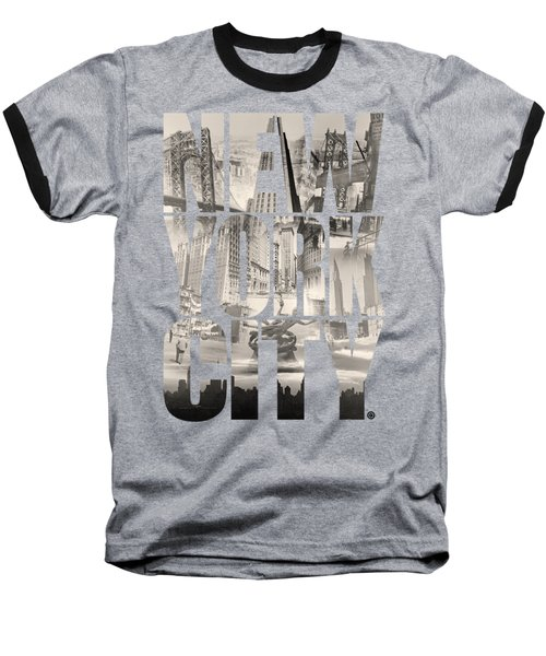 New York City Baseball T-Shirt