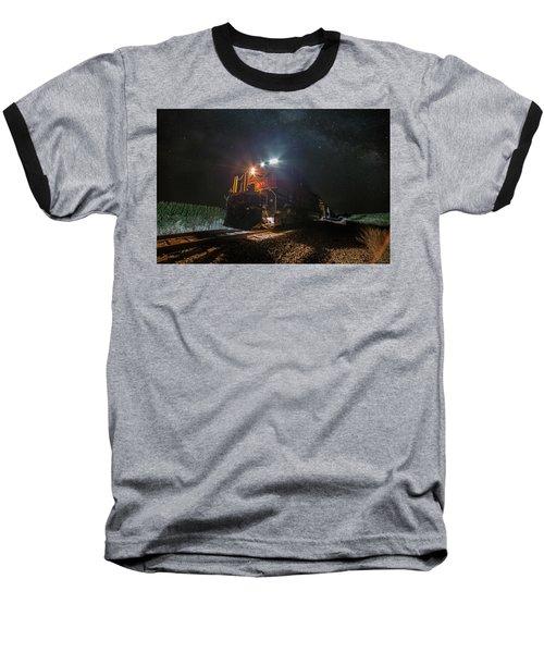 Night Train  Baseball T-Shirt